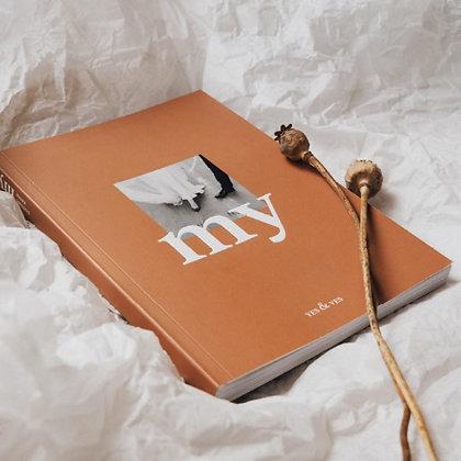 Kniha MY