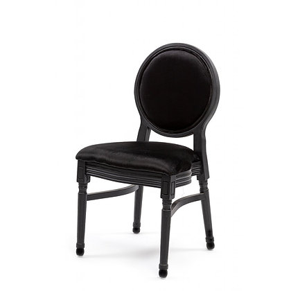 Židle Louis - černá
