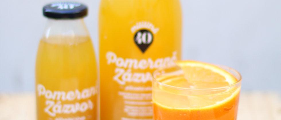 Pomeranč & Zázvor