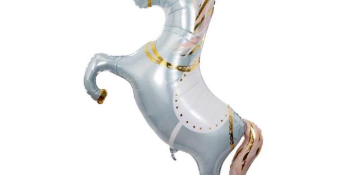 Balónek Cirkusový kůň