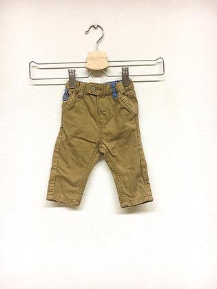 Hnědé kalhoty, Reserved, vel. 62