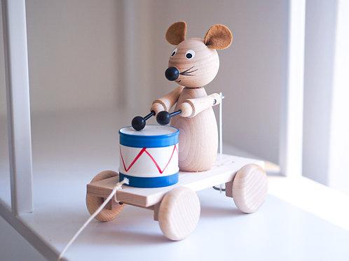 Myš s bubínkem
