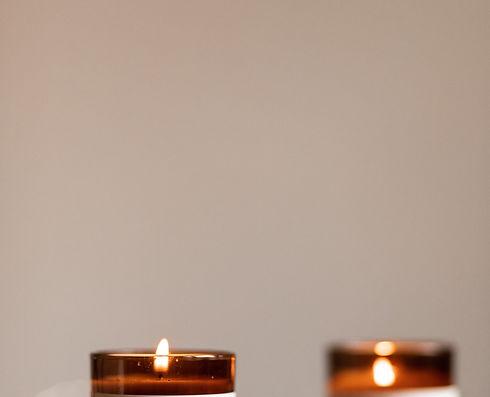 Přírodní sójové svíčky