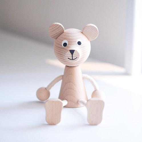 Figurka medvěd