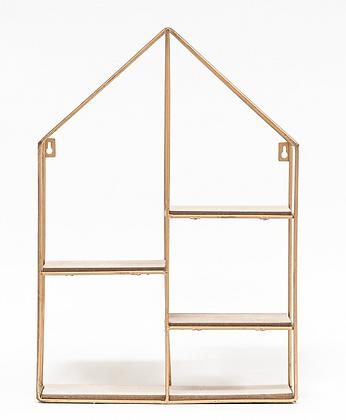 Zlatý domeček - etažér