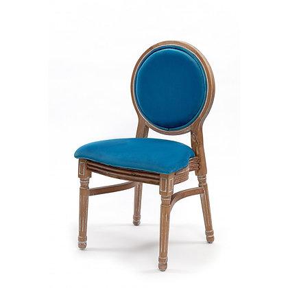 Židle Louis - modrá