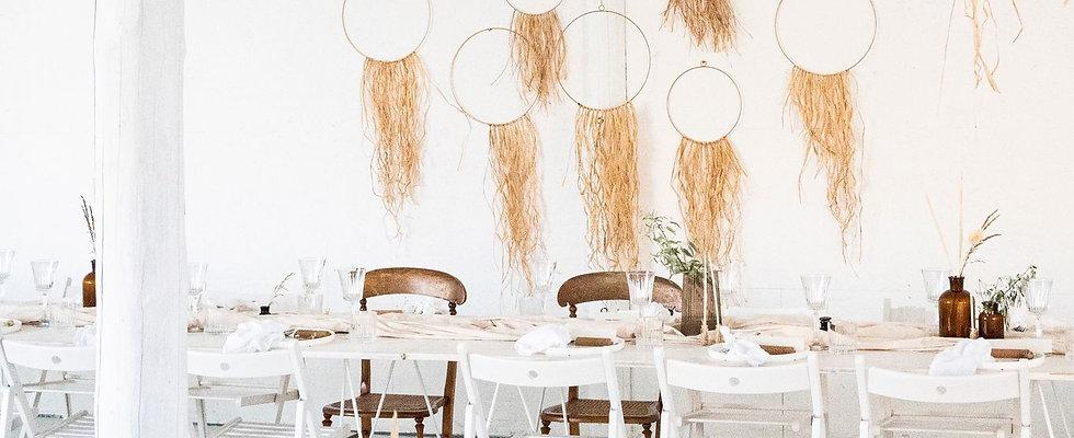 Svatební set Minimal / pro 30 - 100 hostů