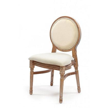 Židle Louis - krémová