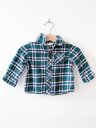Kostkovaná košile M&Co