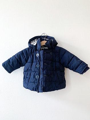 Modrá bunda, GAP baby, vel. 0-6m
