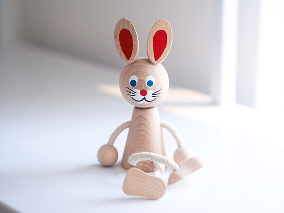 Figurka zajíc