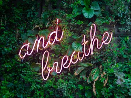 Atmen, schieben, pressen!?