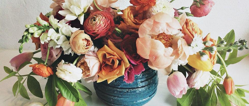 Virtual Floral Design Workshop