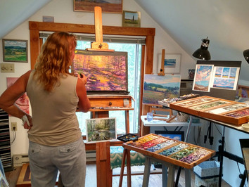 Nicholas Studios 3-Day Plein Air Pastel Workshops