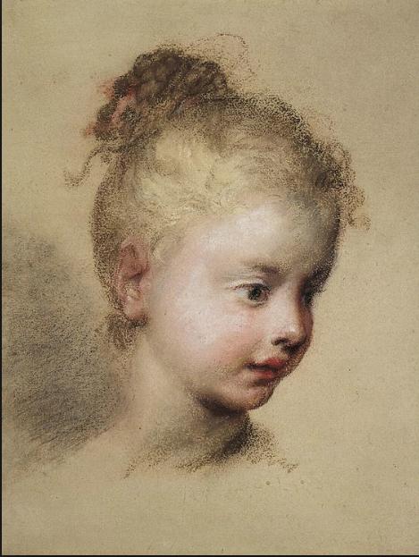 Carreira - Head of a girl