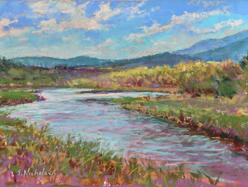 Artist Spotlight - Susan Nicholas Gephart