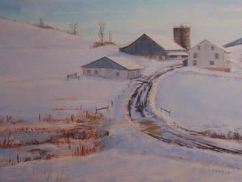 Artist Spotlight - Anne Kenyon