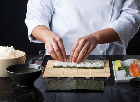 Fortaleza publica sua própria legislação sobre a manipulação de sushis e similares