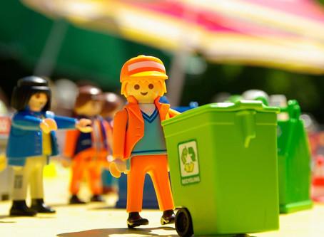 Manejo de resíduos de saúde para pequenos estabelecimentos