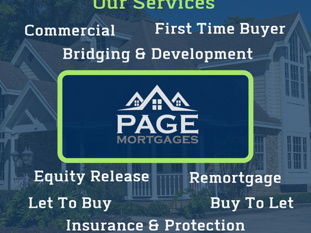Page Mortgages Services