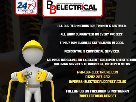 Welcome To BB Electrical