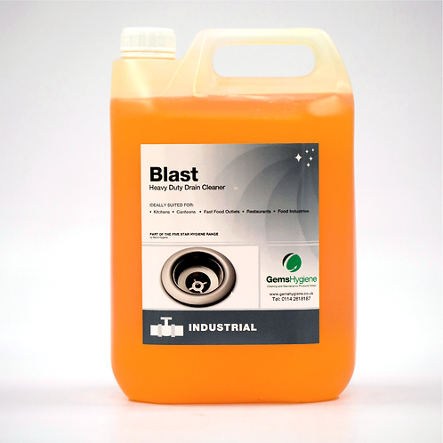 Blast - Heavy Duty Drain Cleaner (5L)