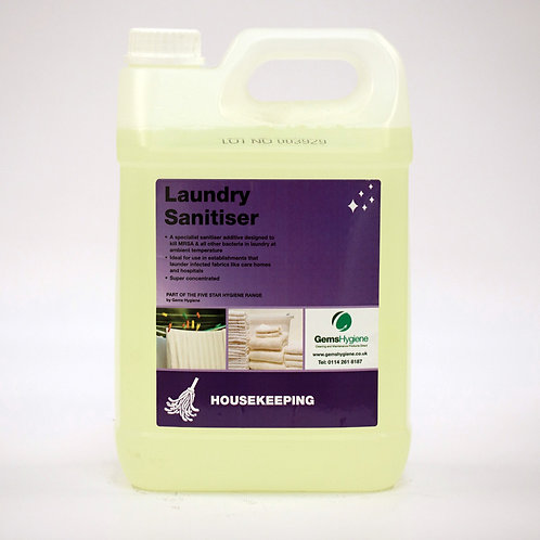 Laundry Sanitiser (5L)