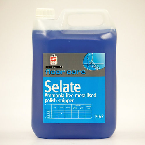 Selate - Floor Polish Stripper (5L)