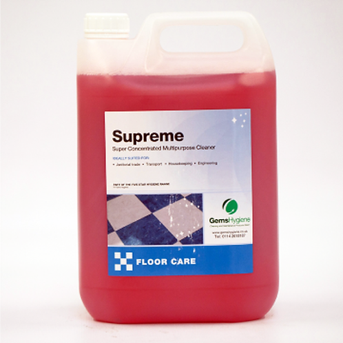 Supreme - Multi Purpose Cleaner (5L)