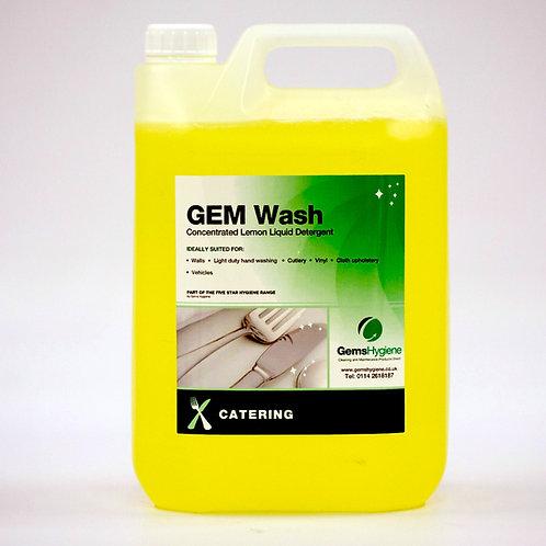 Gem Wash - Dish Washing Soap (5L)