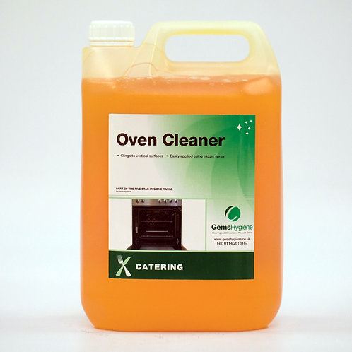 Oven Cleaner (5L)