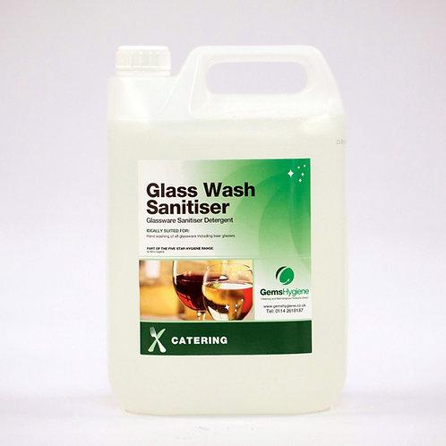 Glass Wash Sanitiser (5L)