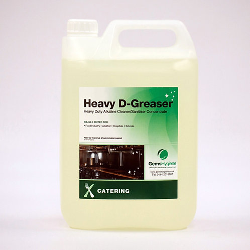 Heavy D - Degreaser (5L)