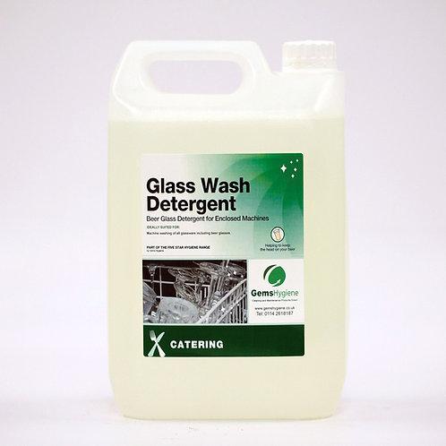 Glass Wash Detergent (5L)