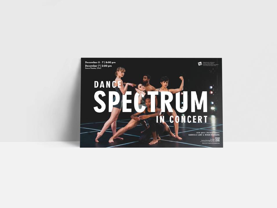 Dance Spectrum Front