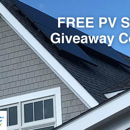 GreenLogic's Solar Giveaway Contest!