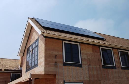 GreenLogic New construction Solar