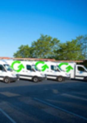 GreenLogic trucks