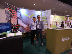 Bhrum at Expo West 2016