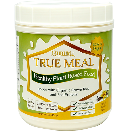 Bhrum's True Meal Large (Healthy Plant Based Food)