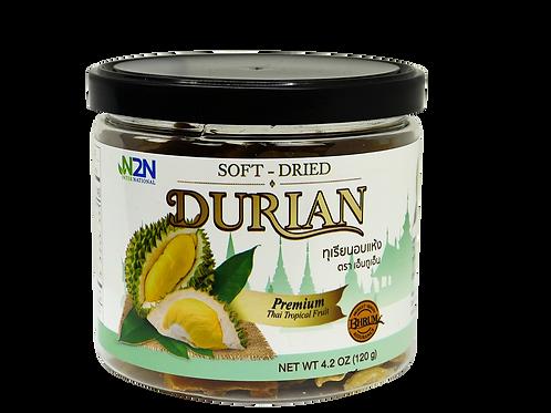 Premium Soft-Dried Durian