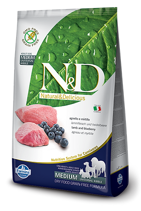 Grain Free Lamb & Blueberry for Dogs