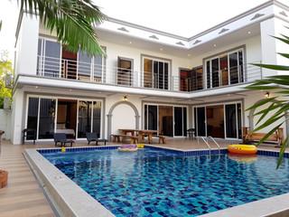 다빈치 풀빌라 파타야(Davinci Pool Villa Pattaya)