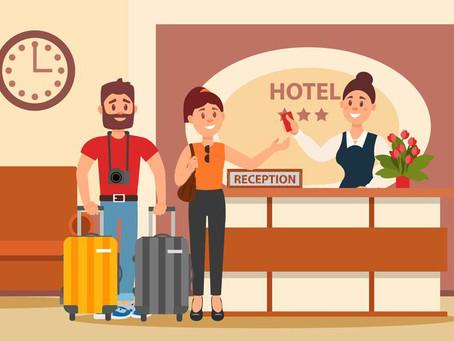 Language spoken at the hotel_(호텔에서 쓰이는 말)