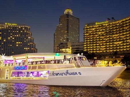 Shangri-la Horizon Dinner Cruise Bangkok_[샹그릴라 호라이즌 디너크루즈 방콕]