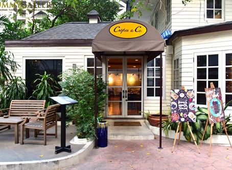 Crepes & Co_(방콕 맛집 크레페 앤 코)