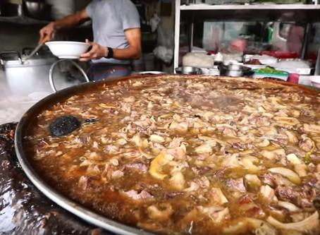Wattana Panich_(Beef Rice Noodles)_방콕 소고기 쌀국수 맛집