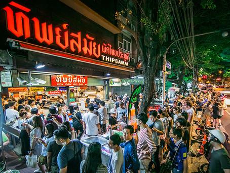 Thip samai pad thai_(방콕 카오산로드 맛집)