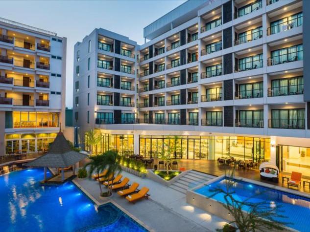 J 인스파이어 호텔 파타야(J Inspired Hotel Pattaya)