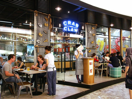 Crab and Claw Lobster Restaurant(in the Emquartier)_크랩 앤 크라우 랍스터 레스토랑